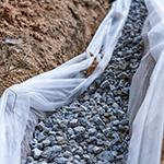 Drainage System Installation Prep