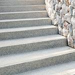 Hardscape Contractor Granite Stone Stairs