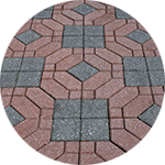 Hardscape Contractor Patterned Pavers