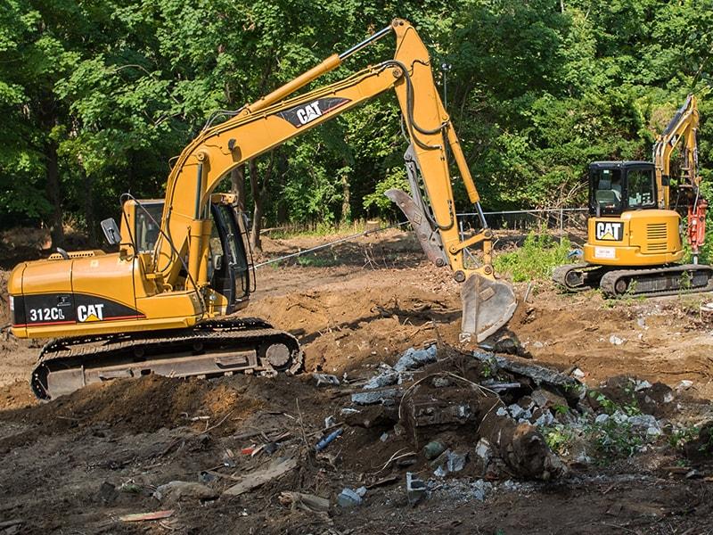 Excavation Team