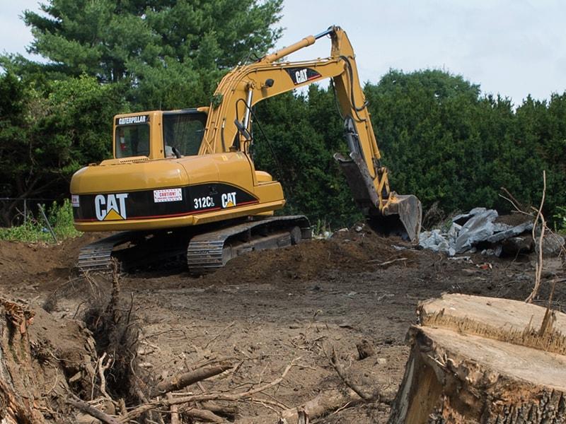 Land Excavation Contractor