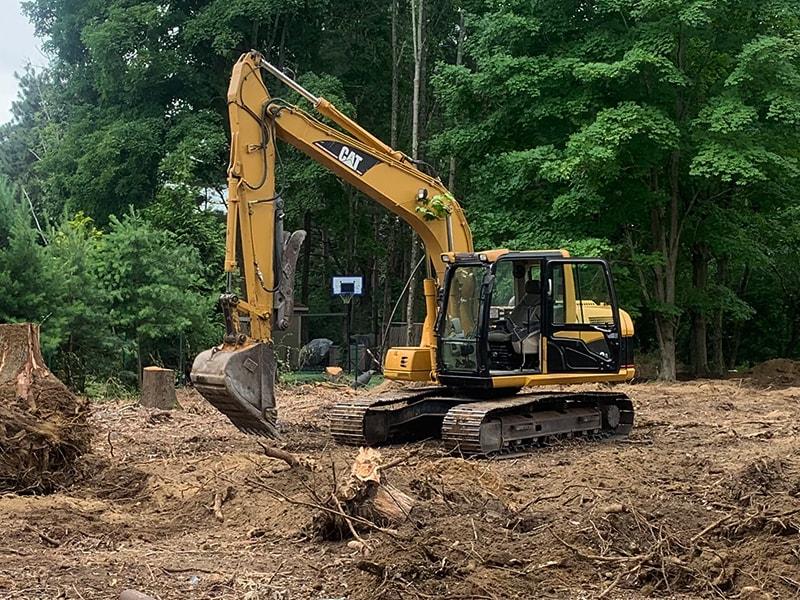 Excavation Contractor Equipment